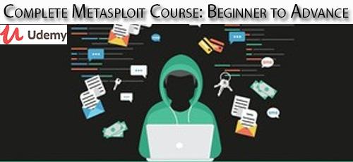 9 1 - دانلود Udemy Complete Metasploit Course: Beginner to Advance آموزش کامل مقدماتی تا پیشرفته متااسپلوییت