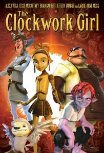 1 16 203x300 - دانلود انیمیشن The Clockwork Girl 2021 با دوبله فارسی