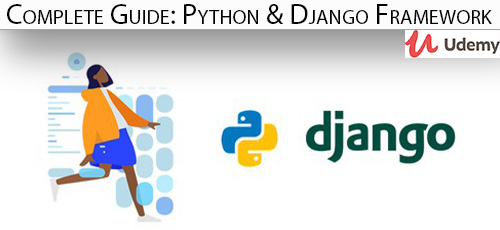 1 28 - دانلود Udemy Complete Guide: Python & Django Framework آموزش کامل چارچوب پایتون و جنگو