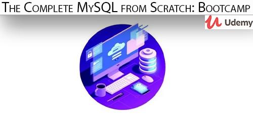 1 29 - دانلود Udemy The Complete MySQL from Scratch: Bootcamp آموزش کامل مای اس کیو ال
