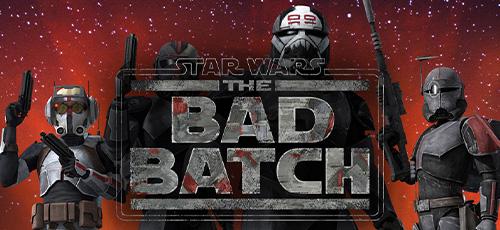 1 4 - دانلود انیمیشن سریالی Star Wars The Bad Batch 2021 با زیرنویس فارسی