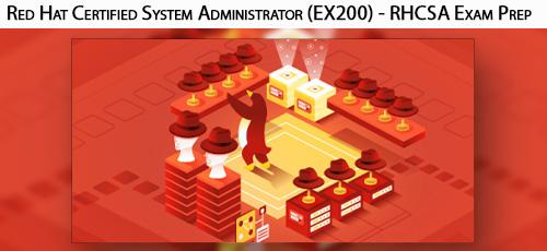 22 1 - دانلود Red Hat Certified System Administrator (EX200) - RHCSA Exam Prep آموزش مدرک رسمی مدیریت سیستم رد هت