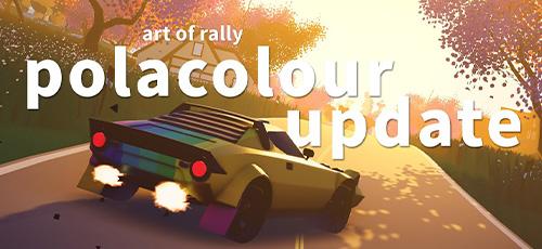 Ok - دانلود بازی art of rally برای PC