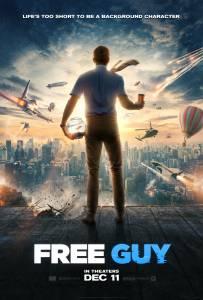 دانلود فیلم Free Guy 2021 با دوبله فارسی اکشن علمی تخیلی فیلم سینمایی کمدی مالتی مدیا مطالب ویژه