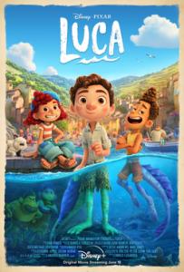 1 1 203x300 - دانلود انیمیشن Luca 2021 با 4 دوبله با کیفیت ۴K UHD