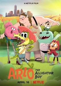 1 46 214x300 - دانلود انیمیشن Arlo the Alligator Boy 2021 با دوبله فارسی