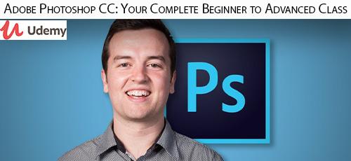 2 21 - دانلود Udemy Adobe Photoshop CC: Your Complete Beginner to Advanced Class آموزش مقدماتی تا پیشرفته ادوبی فتوشاپ سی سی