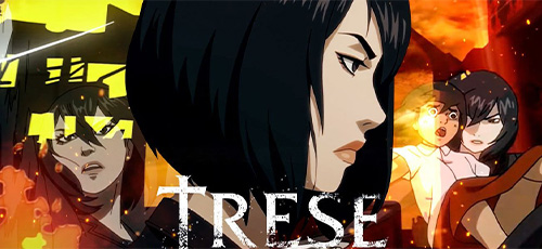 2 22 - دانلود انیمیشن سریالی Trese 2021 فصل اول