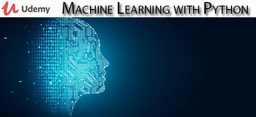 7 - دانلود Udemy Machine Learning with Python آموزش یادگیری ماشین با پایتون