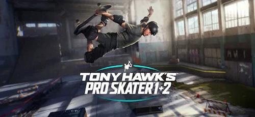 0 3 - دانلود بازی  TONY HAWK'S PRO SKATER 1 + 2 برای PC