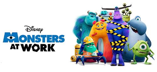 1 11 - دانلود انیمیشن Monsters at Work 2021 هیولاها سر کار فصل اول با زیرنویس فارسی