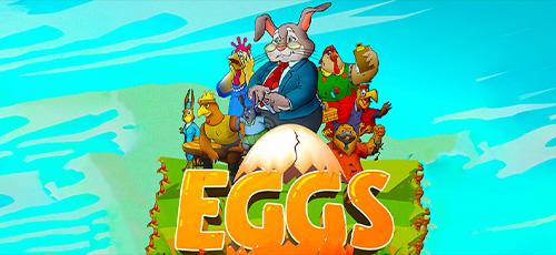 1 15 - دانلود انیمیشن Eggs 2021 با دوبله فارسی