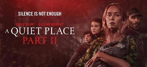 1 19 - دانلود فیلم A Quiet Place Part II 2021 با 2 دوبله فارسی