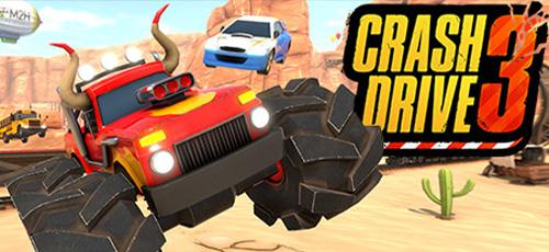 1 32 - دانلود بازی Crash Drive 3 برای PC
