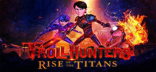 2 37 - دانلود انیمیشن Trollhunters Rise of the Titans 2021 با دوبله فارسی