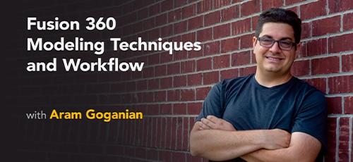 2 41 - دانلود Lynda Fusion 360 Modeling Techniques and Workflow آموزش روند و تکنیک های مدلسازی در فیوژن 360