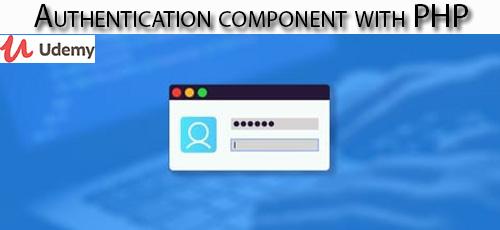 3 6 - دانلود Udemy Authentication component with PHP آموزش کامپوننت احراز هویت با پی اچ پی