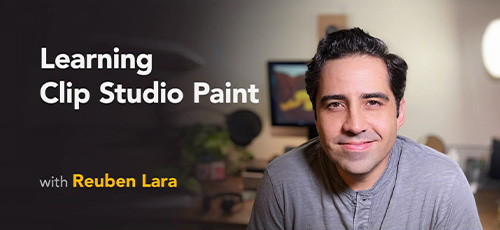 5 4 - دانلود Lynda Learning Clip Studio Paint آموزش نرم افزار کلیپ استودیو پینت