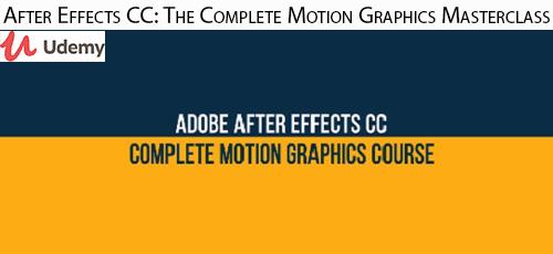 7 3 - دانلود Udemy After Effects CC: The Complete Motion Graphics Masterclass آموزش کامل موشن گرافیک در افترافکت سی سی