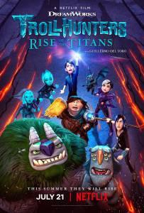 دانلود انیمیشن Trollhunters Rise of the Titans 2021 با دوبله فارسی انیمیشن مالتی مدیا مطالب ویژه