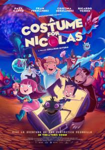 دانلود انیمیشن A Costume for Nicholas 2020 با دوبله فارسی انیمیشن مالتی مدیا